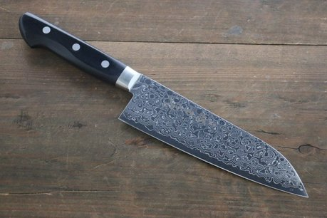 45 layer damascus santoku