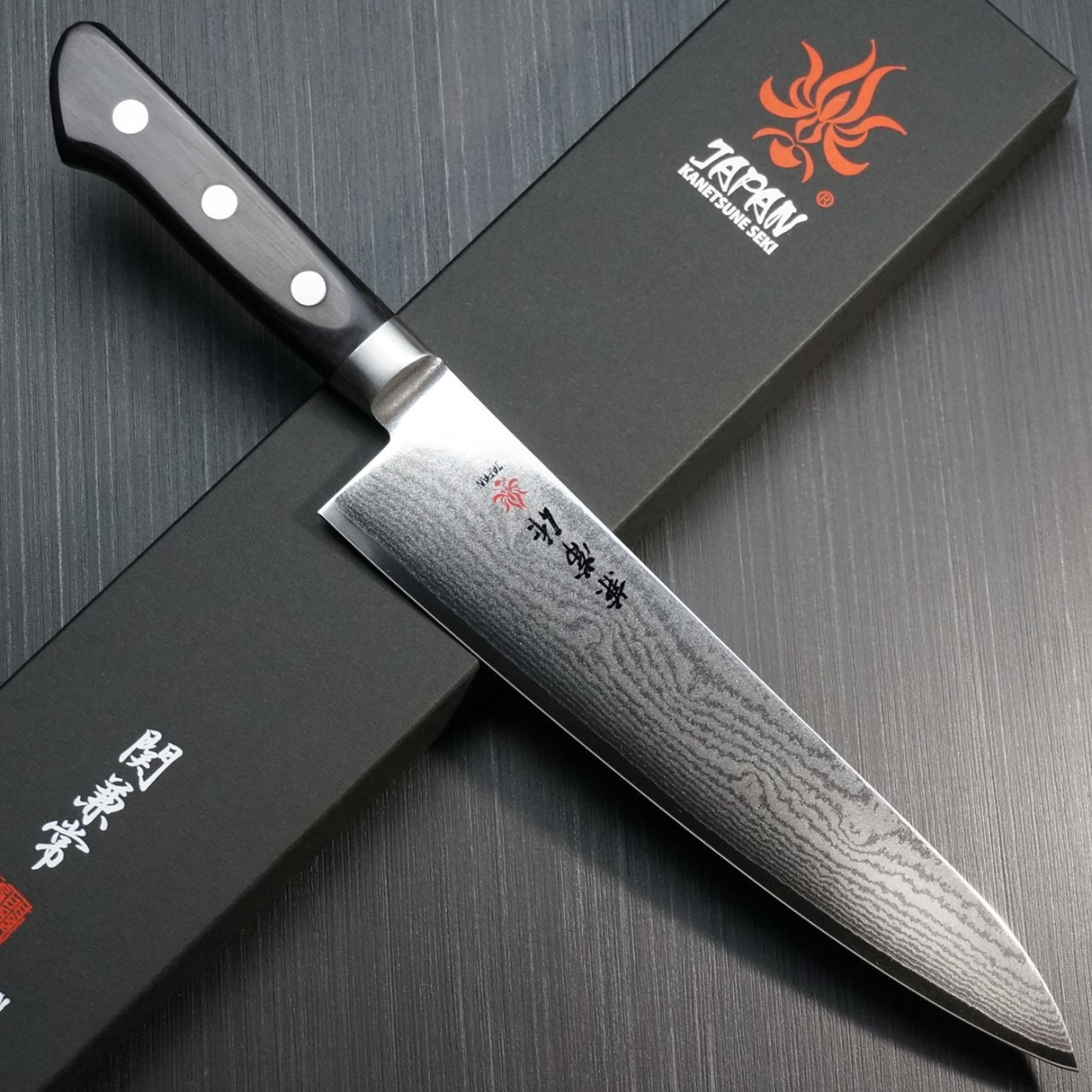 kanestune japanese chef knives. Black Bedroom Furniture Sets. Home Design Ideas